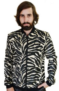 Jaqueta Zebra
