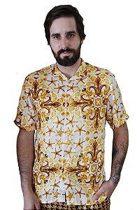 Camiseta Estrela-do-Mar Branca
