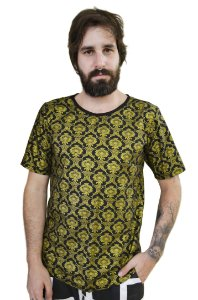 Camiseta Ouro