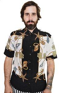 Camisa Conchas