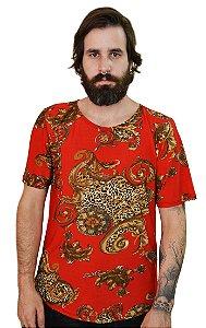 Camiseta Arabesco Red