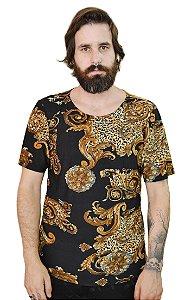 Camiseta Arabesco Black