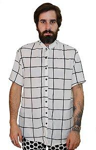 Camisa Chess Branca