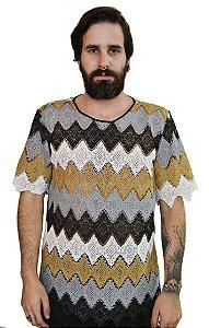 Camiseta ZigZag Cores