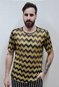 Camiseta ZigZag Gold
