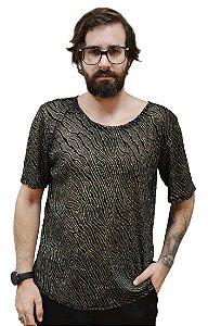 Camiseta Zebra Gold