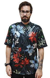Camisa Hibisco