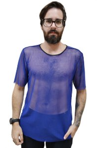 Camiseta Tela Blue
