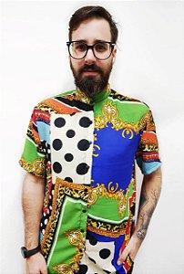 Camisa Estampa