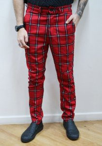 Calça Chess Red
