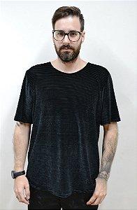 Camiseta Stripes Basic