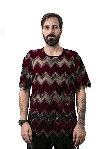 Camiseta Blair Vinho
