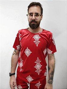 Camiseta Divino Vermelho
