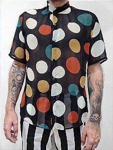 Camisa Bolinha