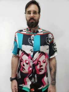 Camisa Donna