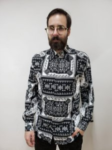 Camisa P&B