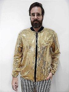 Jaqueta Disco Ouro