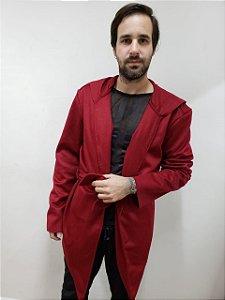 Jaqueta Red Capuz
