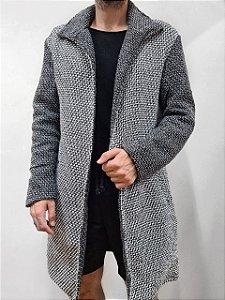 Casaco Tweed
