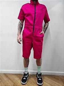 Macaquinho Pink