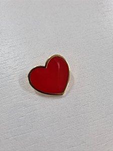 Broche Coração