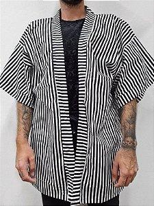 Kimono Listrado New
