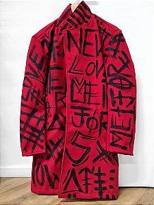 Casaco Grafitti Red