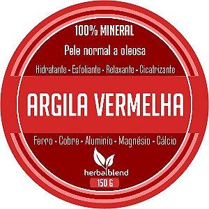ARGILA VERMELHA