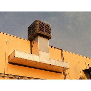 Climatizador Evaporativo Modelo 20 - Teto
