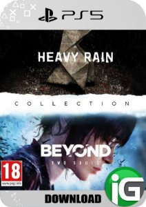 The Heavy Rain & BEYOND: Two Souls Collection - PS5