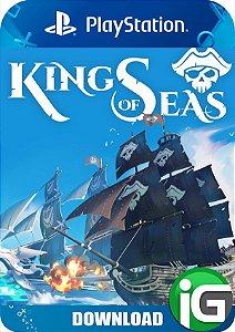 King of Seas - PS4 Digital
