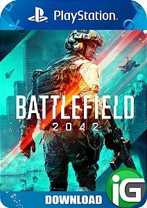 Battlefield 2042 PS4 - Mídia Digital