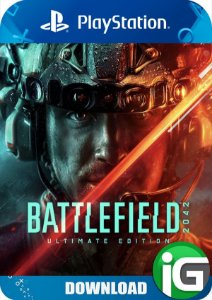 Battlefield 2042 PS4 Edição Ultimate - Mídia Digital