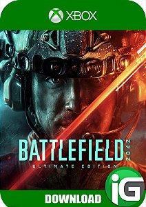 Battlefield 2042 Xbox One Edição Ultimate - Mídia Digital