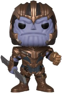 Boneco Funko Pop Marvel Thanos 25cm #460