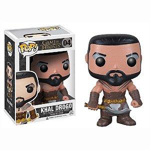 Boneco Funko Pop Got Khal Drogo #04