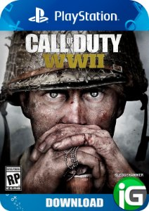 Call Of Duty WW II - PS4