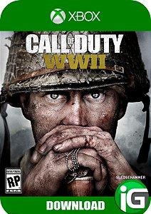 Call Of Duty WW II - XBOX ONE