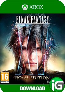 Final Fantasy XV Royal Edition- XBOX ONE