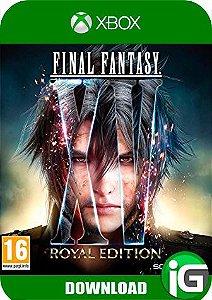 Final Fantasy XV Royal Edition- XBOX ONE