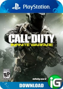 Call Of Duty Infinity Warfare - PS4