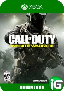 Call Of Duty Infity Warfare - Xbox One