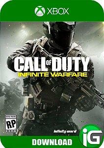 Call Of Duty Infity Warfare - Xbox One