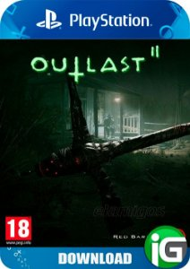 Outlast 2 - PS4