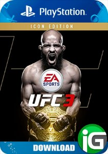 UFC 3 Icon Edition - PS4