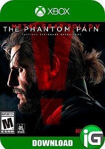 Metal Gear Solid V: The Phantom Pain - Xbox