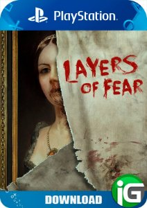 Layers Of Fear - PS4