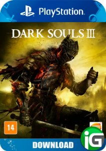 Dark Souls III - PS4