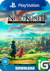 Ni No Kuni II: Revenant Kingdom - PS4