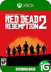 Pré-Venda Red Dead Redemption 2 - Xbox One
